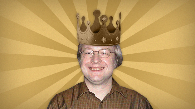Jakob Nielsen, king of usability