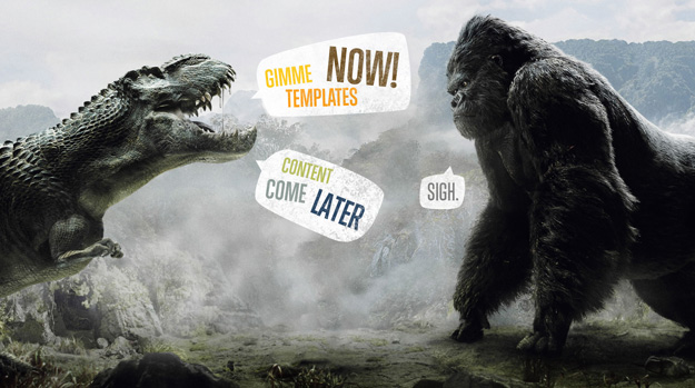 King Kong vs T-Rex
