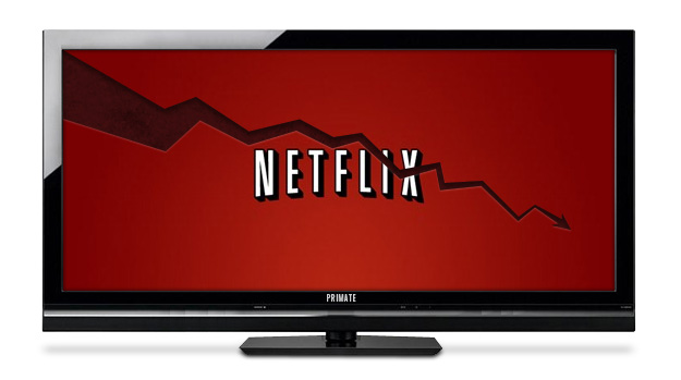 Netflix. Making Goldman Sachs look popular.