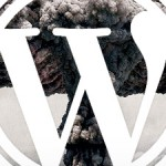 WordPress nuclear explosion