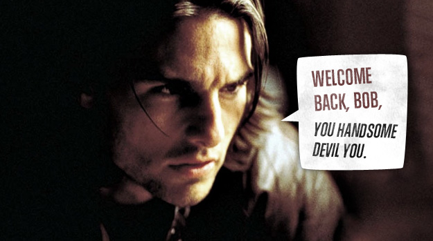 Tom Cruise from Magnolia