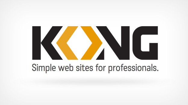 Kong - Simple web sites for professionals