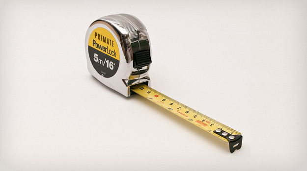 Primate tape measure