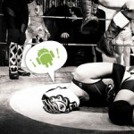 Android wrestler