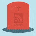 Google Reader tombstone
