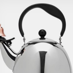 A teapot that looks like Hitler